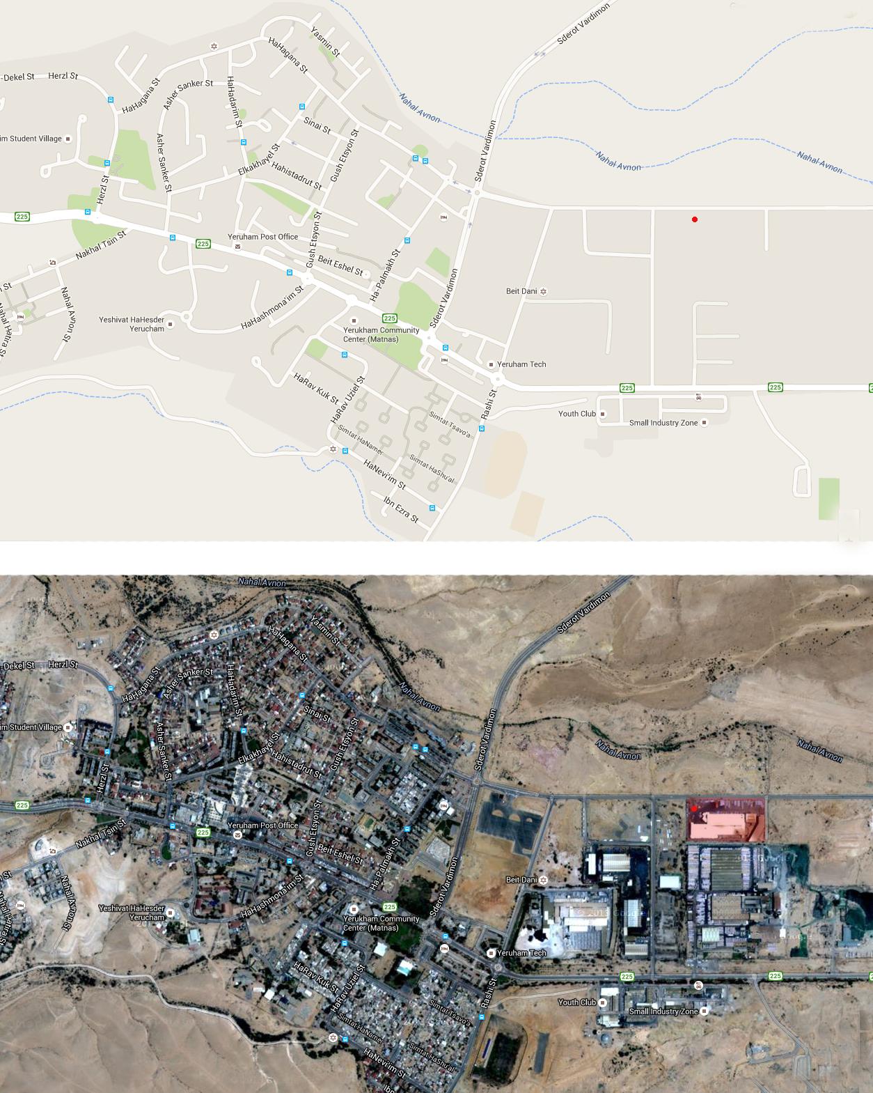 localizzazione Cunial factory (1)