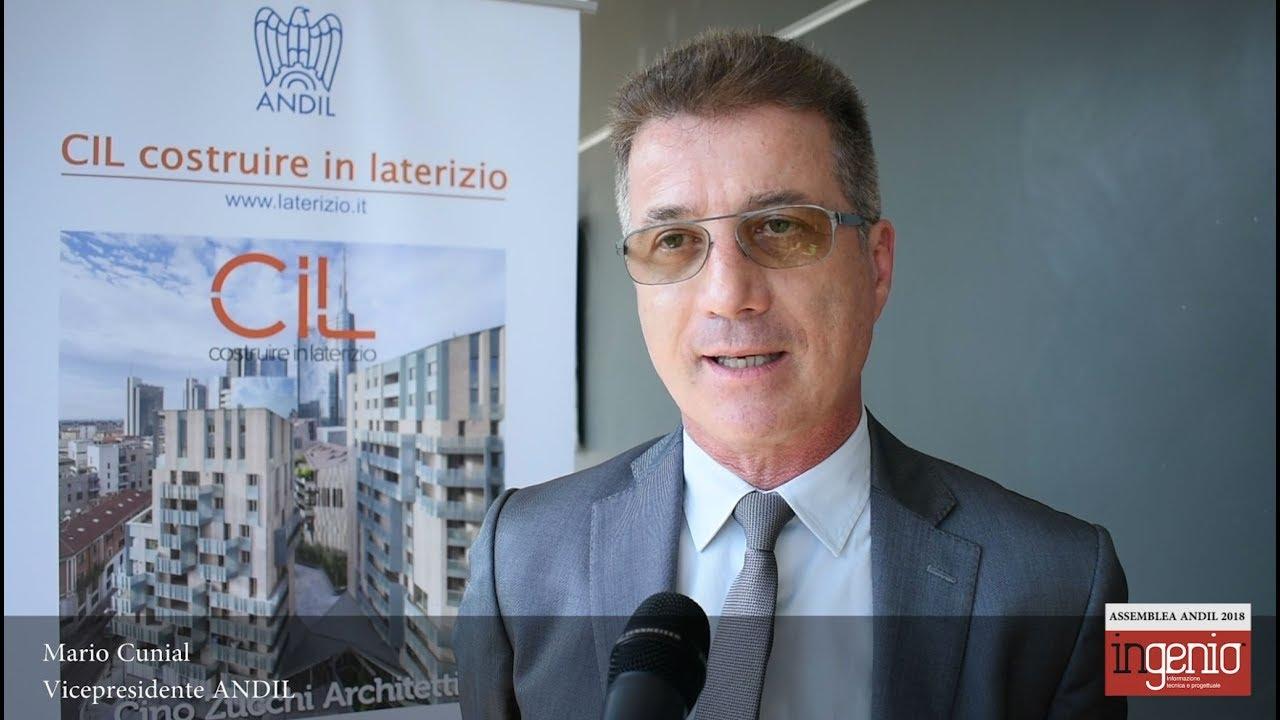 Mario Cunial andil