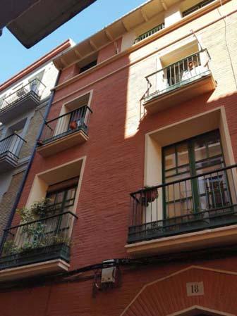 Zaragoza building